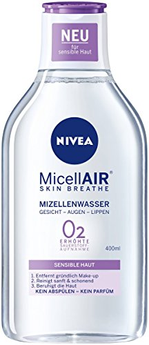 NIVEA MicellAIR Skin Breathe Mizellenwasser Test