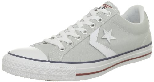 Converse Sp Core Canv Ox, Baskets mode mixte adulte Gris (Gris Clair/Blanc)