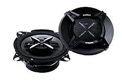 Woodman 4 Inch (200 Watts - 3 Way Speaker) 1052 Coaxial Car Speaker