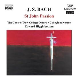 St. John Passion, BWV 245: Darnach bat Pilatum Joseph von Arimathia