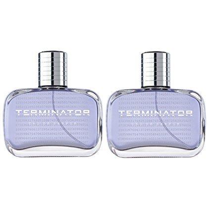 LR Terminator Eau de Parfum für Männer (2x 50 ml)