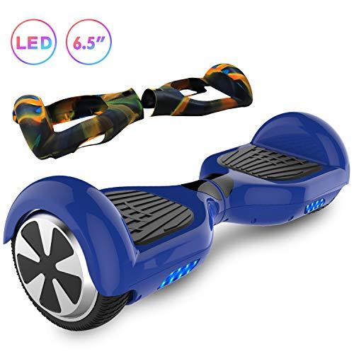 RCB Hoverboard Patinete Eléctrico Autoequilibrio