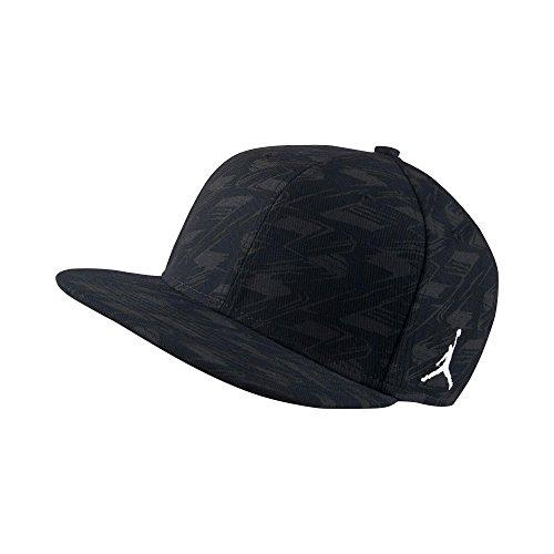 874968 010|Nike Snapback Jordan 8 Kappe Schwarz|onesize