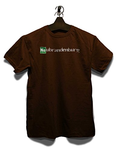 Neubrandenburg T-Shirt Braun