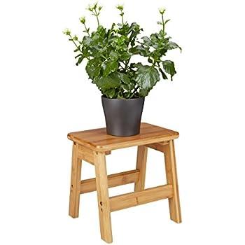 gmmh tabouret pliable en bois pour plantes. Black Bedroom Furniture Sets. Home Design Ideas
