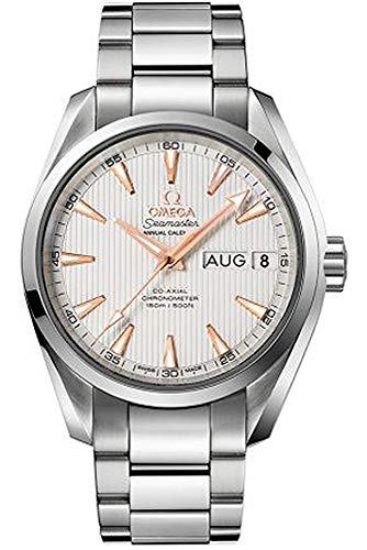 Omega Aqua Terra 231.10.43.22.02.003–Reloj de hombre