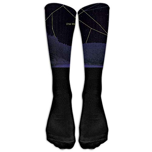uyruyeue Dragonfly Pattern Womens Mens Funny Athletic Long High Stockings -