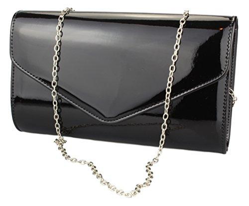 damen-lack-handtasche-clutch-abendtasche-elegante-tasche-in-schwarz