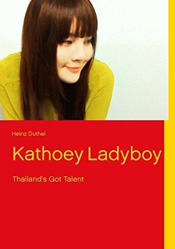 Buchcover: Kathoey Ladyboy