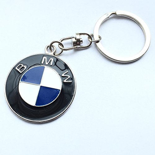 itech-r-bmw-chrome-metal-car-logo-keyring-key-fob-keychain