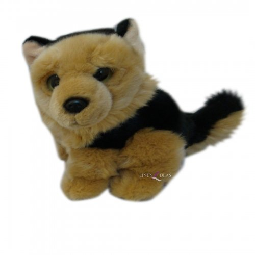 Lamo Posh Veterans Hunde Series 1schwarz und braun '17,8cm Soft Toys