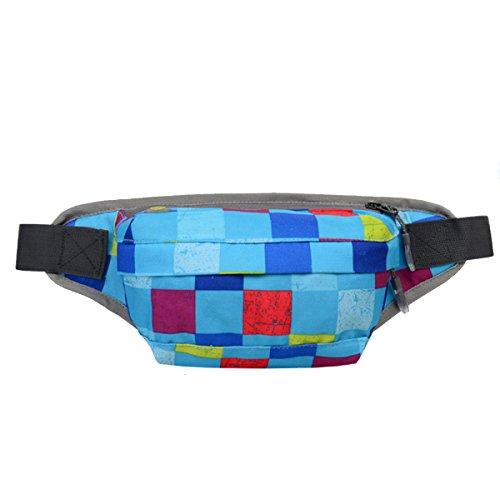 Multifunktionale Outdoor Fitness Sporttaschen Mehrfarbig 10