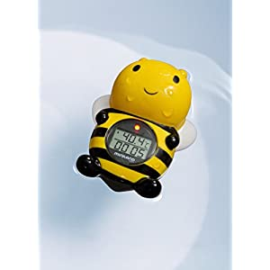 Miniland Bee Shaped Bath and Environmental Thermometer