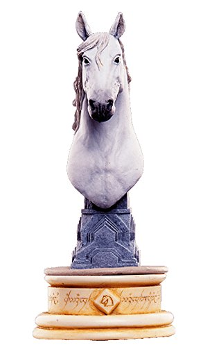 Lord of the Rings Chess Collection Nº 42 SHADOWFAX 1