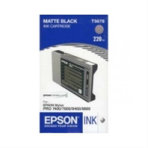 Epson C13T614800 - STY PRO 4400/4800 MATTE BK 220ML