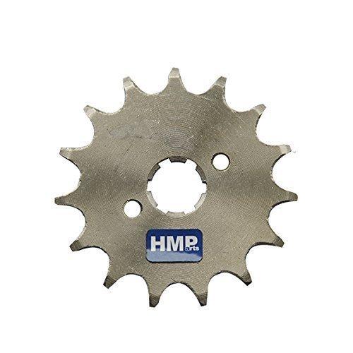 Dirt Bike / Pit Bike / Quad / ATV / Monkey Dax Ritzel 428 mit Sicherungsblech verschiedene Größen Welle 20 mm (428 17 Z. 20 mm)