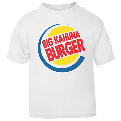 Kostüm King Burger - Pulp Fiction Big Kahuna Burger King Baby and Toddler Short Sleeve T-Shirt