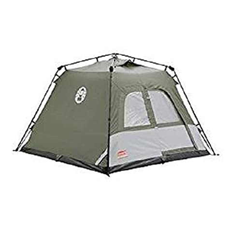 Coleman Instant Tourer 4-Person Capacity, Lightweight Outdoor Family Camping