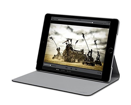 Logitech Hinge Ultra Thin Protective Case Cover for iPad Mini 4 (Black)