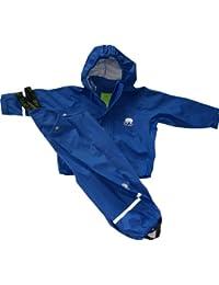 Celavi Basic Rainwear Suit-Solid, Impermeable para Niñas