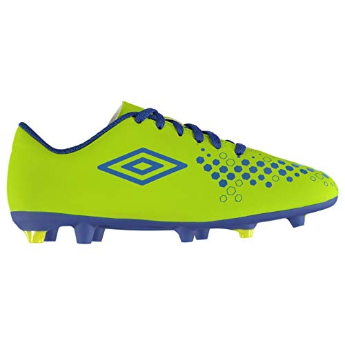 Umbro Accure Chaussures de Football Terrain Ferme...