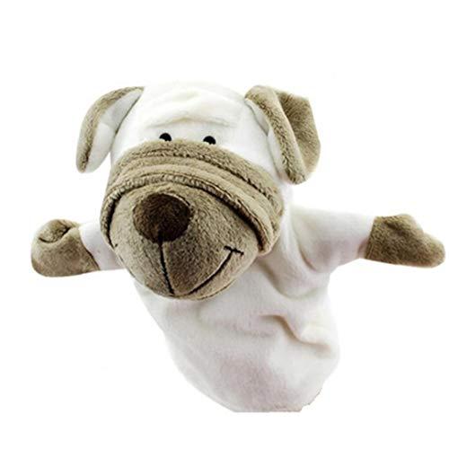 De Perro De Juguete 1pcs Marionetas De Mano Animales De...