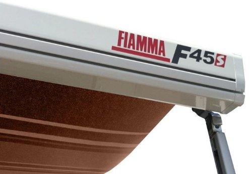 Preisvergleich Produktbild Fiamma Campingartikel F45S 260cm Wohnmobil Markise Vordach, weiß/sahara (06280h01s)
