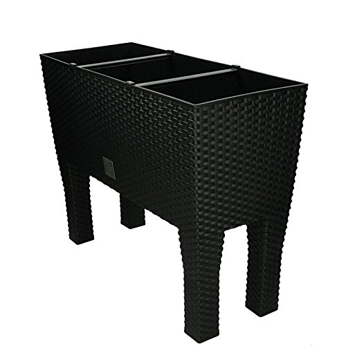 blumenk bel rechteckig w hlen sie aus den bestsellern aus gartenguide. Black Bedroom Furniture Sets. Home Design Ideas