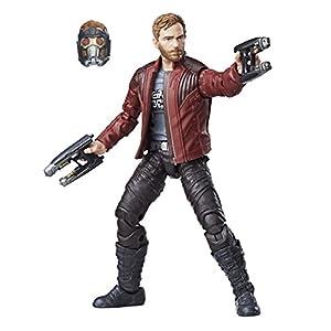 Guardianes de la Galaxia - Figura de Acción de Star Lord, 15 cm (Hasbro C0617EU4) 5