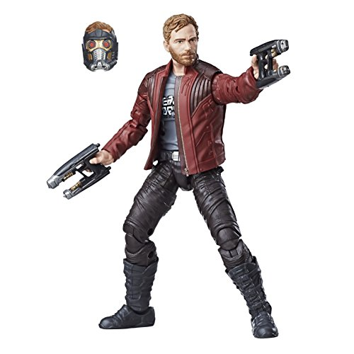 Guardians of the Galaxy - Star Lord Action Figure, 15 cm (Hasbro C0617EU4)