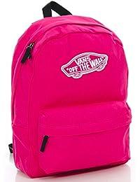 Vans Realm Backpack Sac à dos 42cm, 22l, Beet Root Purple