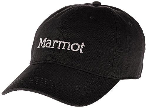 marmot-casquette-twill-black-steel-unique-15080-1399