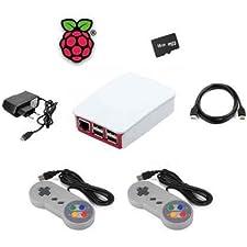 Raspberry Kit PI 3 Arcade 2 MANDOS 16GB WiFi LAN