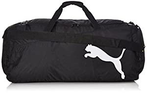 PUMA Sporttasche Pro Training Small Bag, black/white, 48 x 6.3 x 26 cm, 30 liter, 072939 01