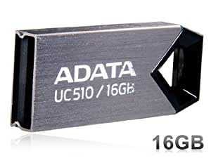 ADATA UC510 16GB USB 2.0 Flash Drive (Gray)
