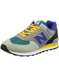 New Balance 574 Ml574mb2 Medium, Basket Homme