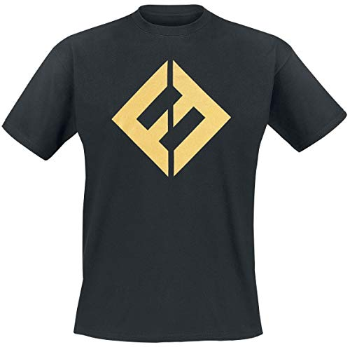 Foo fighters equal t-shirt nero m