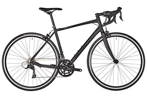 SERIOUS Valparola Black Rahmenhöhe 52cm 2019 Rennrad