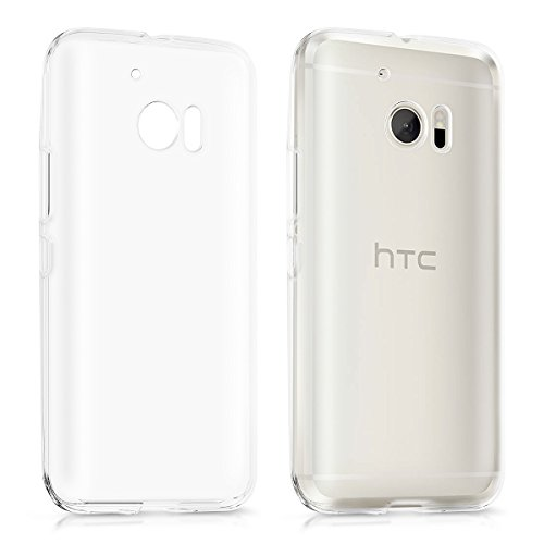 kwmobile HTC 10 Hülle - Handyhülle für HTC 10 - Handy Case in Transparent