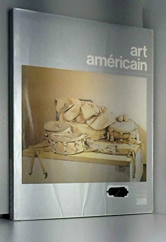 Art americain : oeuvres des collections du musee national d'art moderne