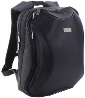 SOL'propres Sac à dos pour ordinateur portable-Noir-Taille unique | à L'aise
