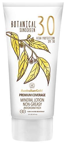 Australian Gold Botanical lotion SPF30 -