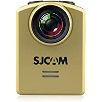 fotocamera videocamera subacquea SJCAM M20 Action Camera Sport Cam 4K 24FPS Ultra HD Digital Video Camera Outdoor Waterproof 16MP Mini NT96660 DSP IMX 117 WiFi 2 Inch_Gold