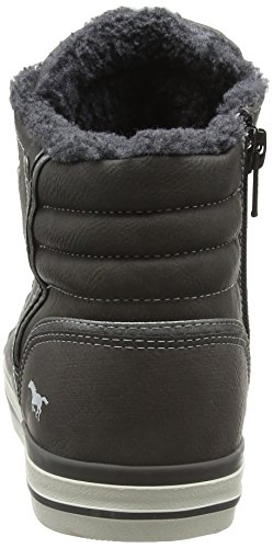 Mustang Damen 1146-601-2 High-Top Grau (2 Grau)