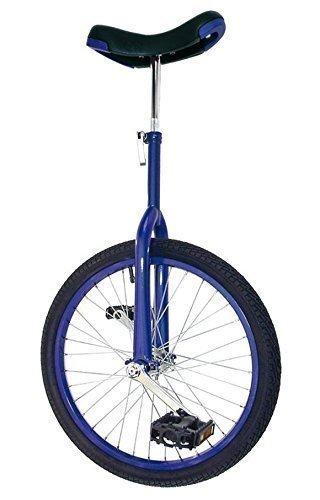 Messingschlager Einrad Fun 16, 20 und 24 Zoll, zur Auswahl (blau, 20 Zoll)