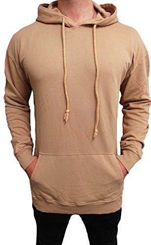 Oversize Designer Nude Hoodie Sweat Jacke Cardigan Hoody Pullover Shirt Herren Longsleeve m Kapuzenpullover Long Sweatjacke Skater hip hop...