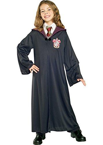 HARRY POTTER Costume DIVISA GRIFONDORO Bambino Bambina LARGE 8/10 ANNI fino a 152cm