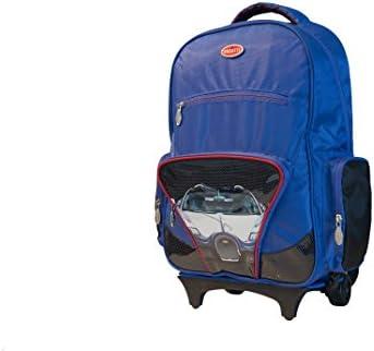 Bugatti - BS- Basic Backpack Trolley - Talla - 63x33x60 - Color - Azul