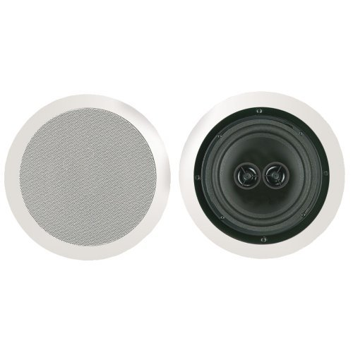 1-8-Dual-Voice-Coil-Stereo-Ceiling-Speaker-10W-200W-100W-recommended-amp-power-MSR8D