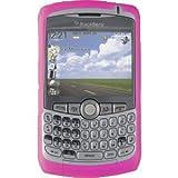 Blackberry 8300Curve Phone Wrap Magenta